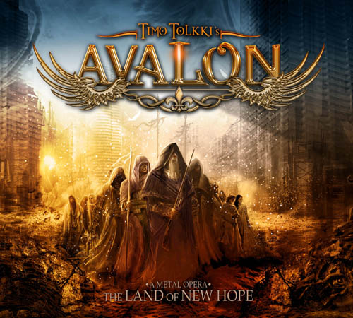 Timo Tolkki's Avalon - The Land Of New Hope