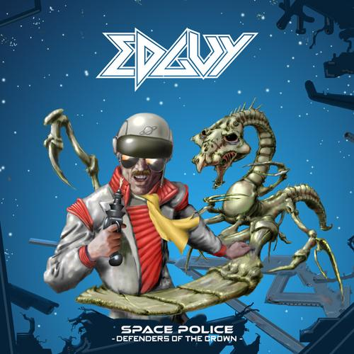 Edguy - Space Police-Defenders Of The Crown